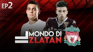 """FIFA 17 Carriera Allenatore Liverpool  """"4 FENOMENI PER LA CHAMPIONS!"""" Ep.2"""