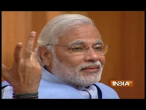 Xxx Mp4 PM Candidate Narendra Modi In Aap Ki Adalat 2014 Part 1 India TV 3gp Sex