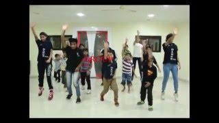 Gulabo Dance choreo. By Sahil Khan At '' Trilok & Chunky's Dance Studio