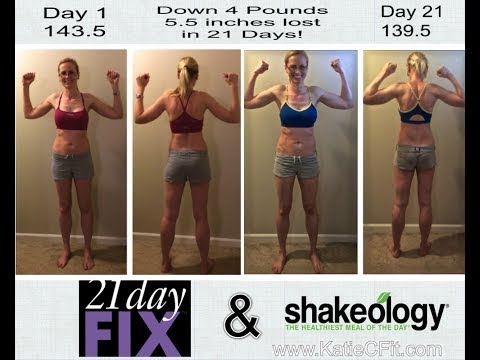 21 day fix transformation | busy moms get your body back | lose up to 15 pounds in 3 weeks