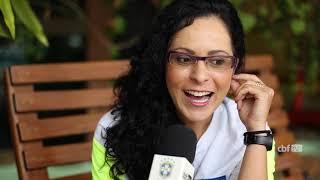 Libertadores Feminina: Ana Paula Oliveira revela expectativa com trio de arbitragem