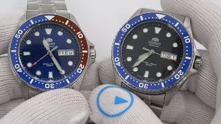 Bezel Mods and Upgrades for Orient Mako and Ray with Ceramic Lume Inserts!