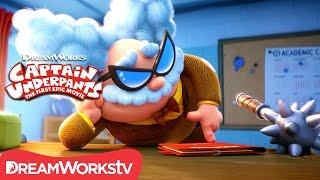 """Evil Science Teacher?!"" Official Clip | CAPTAIN UNDERPANTS: THE FIRST EPIC MOVIE"