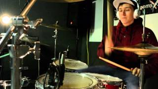 Calvin Harris Ellie Goulding- Outside Drum Cover