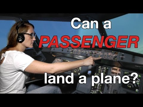 Xxx Mp4 Can A PASSENGER Land A PLANE Presented By CAPTAIN JOE 3gp Sex