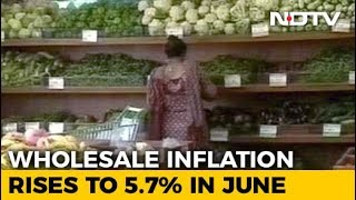 Wholesale Inflation Soars To Highest Level In Over Four Years