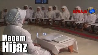 Hj. Maria Ulfah MA - Nagham Al Qur'an - Maqam Hijaz