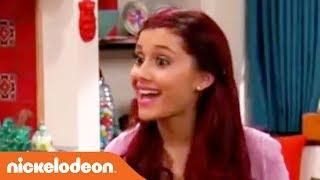 Ariana Grande as Cat Valentine in 'Stuff Cat Says' 💕 | Sam & Cat | Nick