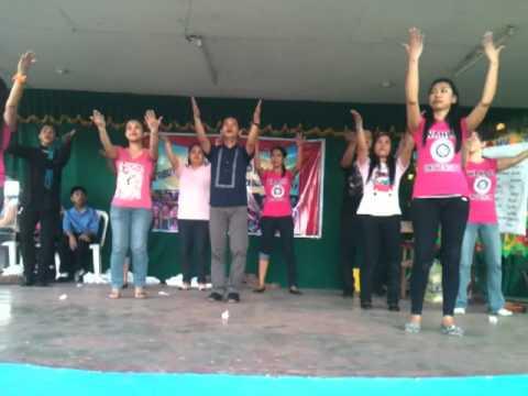 Balingasa Elem. School teachers Day Celebration SY 2011-12 Pinoy ako.MOV