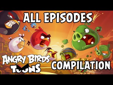 Xxx Mp4 Angry Birds Toons Compilation Season 1 All Episodes Mashup 3gp Sex