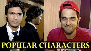 Parth and Utkarsh's Favorite Characters From