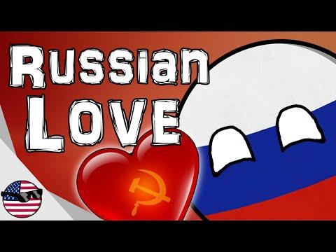 countryballs :: Russian Love