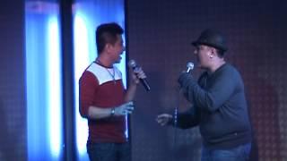 Hanggang Ngayon duet with Bensie