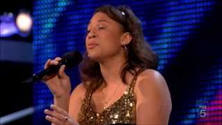 Melanie Amaro - Listen(Beyonce cover) | HD