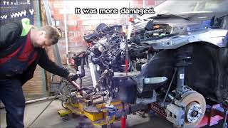 VW Passat Body repair  Fails Germany / Russia / USA / Rumänien