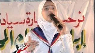 امنيات طفلة عراقية السلام على رجال اهل الهمم