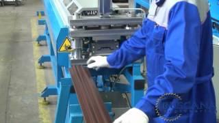 Линия для производства металлическго штакетника