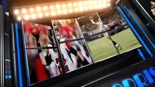 NFL 2013/14 Week 01 Atlanta Falcons vs New Orlean Saints [Fullgame]