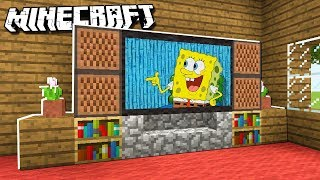 WATCHING TV SHOWS IN MINECRAFT!