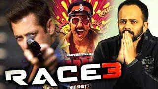 RACE 3 में Salman का होगा Dhoom जैसा Action, Rohit Shetty ने Dabangg-Singham के बारे में ये क्या कहा