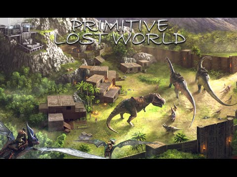 Ark Survival Evolved - Primitive server - Dia 1 - (Directo )
