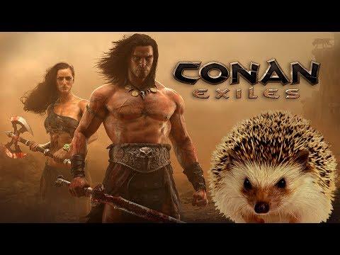Xxx Mp4 Conan Exiles The Schlong And Short Of It 3gp Sex