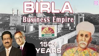 Birla Family Business Empire   How big is Birla Group?   Aditya Birla Group