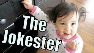 THE JOKESTER! - April 12, 2016 -  ItsJudysLife Vlogs