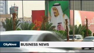 Business Report: Saudi Arabia moves to cut oil production