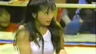 Mimi Hagiwara & Jaguar Yokota VS Devil Masami & Tarantula