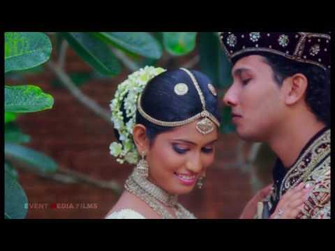 Sri lanka wedding Sanduni sithara wedding trailer