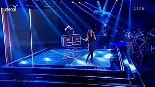 The Voice of Greece | Μιχάλης Stavento & Indila -