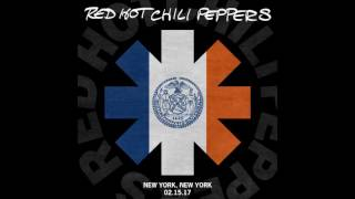 Red Hot Chili Peppers - Sick Love - Live in New York, NY (Feb 15, 2017)