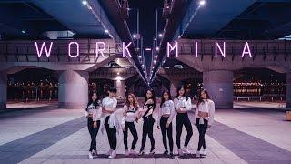 Work - Rihanna ft.Drake / Mina Myoung Choreography