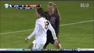 2015 NCAA Soccer: Cal at Stanford (6th November)