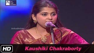 Rangi Sari Gulabi Chunariya | Kaushiki Chakraborty | Hori | Idea Jalsa | Art And Artistes