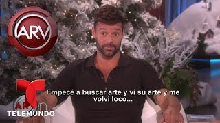Ya es oficial, Ricky Martin anuncia boda | Al Rojo Vivo | Telemundo