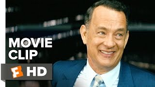 A Hologram for the King Movie CLIP - Who? (2016) - Tom Hanks, David Menkin Movie HD