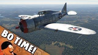 War Thunder - P-43A-1