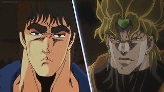 Kenshiro kills DIO