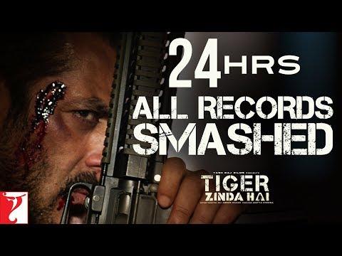 Xxx Mp4 24 Hours All Records Smashed Tiger Zinda Hai Trailer Salman Khan Katrina Kaif 3gp Sex
