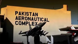How Fighter Jets are Built, Pakistan Aeronautical Complex Kamran, JF-17 Thunder Production