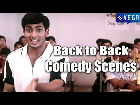 Comedy Punch : Uday Kiran Back to Back Comedy Scenes