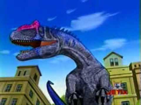 Tributo al Allosaurio
