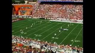 1999 Texas Longhorns vs Oklahoma Sooners Texas/OU