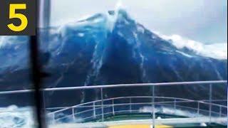 5 BIG Waves You Wouldn