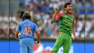 ICC bans Taskin Ahmed and Arafat Sunny for illegal bowling action