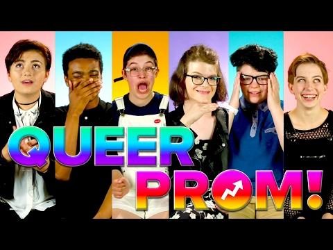Xxx Mp4 High School Seniors Get A Surprise Invite To Queer Prom 3gp Sex
