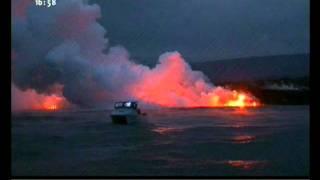 النار والماء .. في وقت واحد .. البحر المسجور