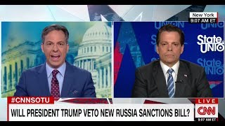 CNN's Jake Tapper SHOUTS Democrat Talking Point: 'Russia HACKED the Election!'